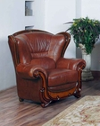 Living Room Full Leather Chair 33SS314