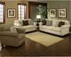 Living Room Set Magnolia in Sand Finish BH-47SS141