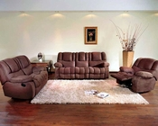 Living Room Set with Gliding and Reclinig Seats MO-SYK