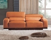 Living Room Sofa in Italian Leather 33SS382