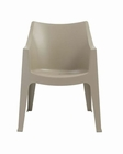 Lounge Chair Coccolona by Euro Style EU-23201 (Set of 4)