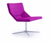 Lounge Fabric Chair in Contemporary Style 44LG022