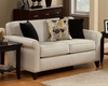 Loveseat Elliston by Benchley Furniture BH-ELLS