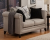 Loveseat Florentine by Benchley Furniture BH-FLLS