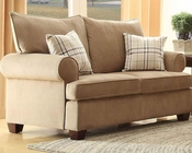 Loveseat Talullah by Homelegance EL-9679-2