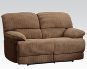Loveseat w/ Motion Malvern by Acme Furniture AC51141