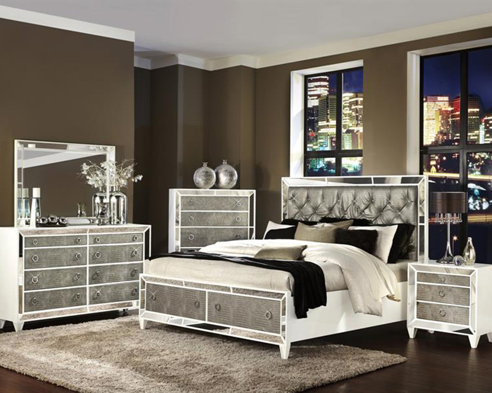 luxury bedroom set monroe by magnussen mg b2935 54set - Luxury Bedroom Furniture