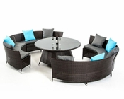 Luxury Outdoor Dining Set 44P322-SET