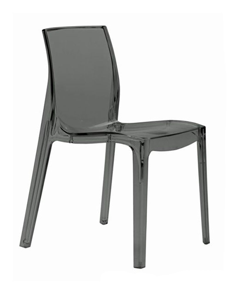 Made in italy dining chair 44dtrans ch for Made dining chairs