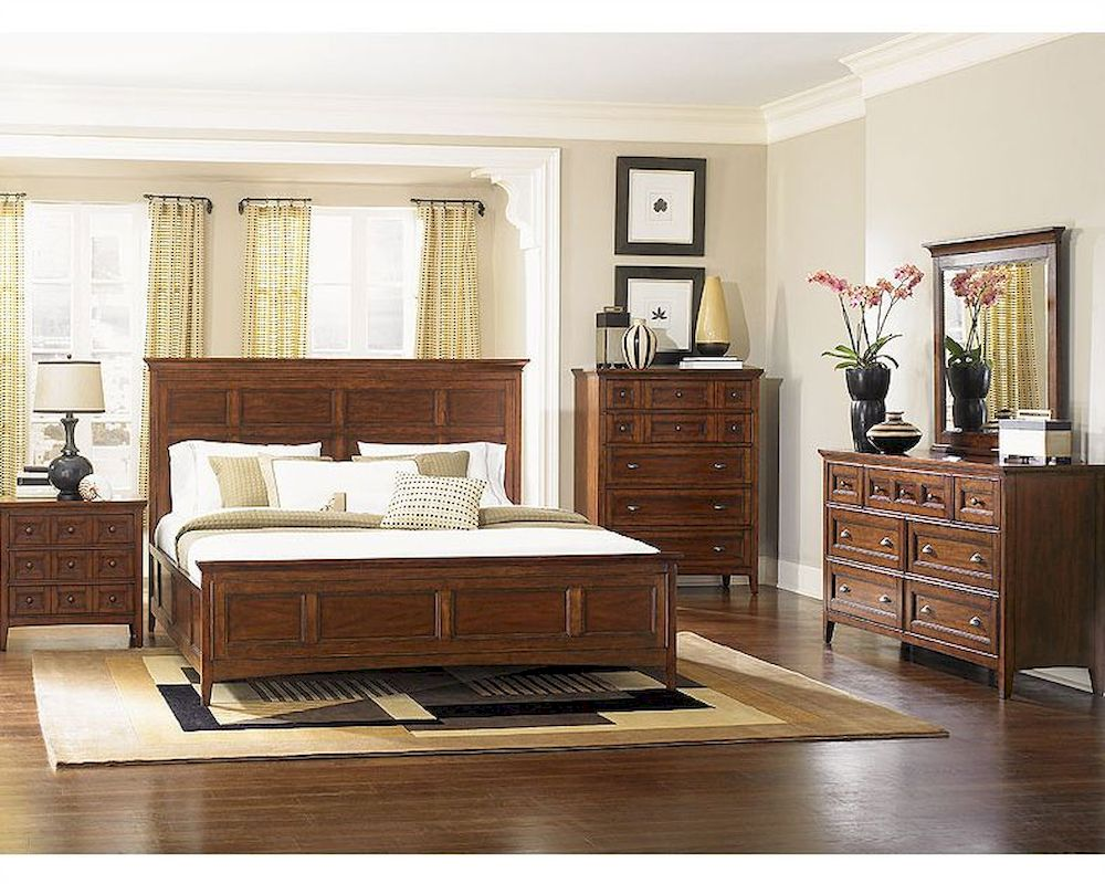 Magnussen Bedroom Set Harrison Mg B1398set
