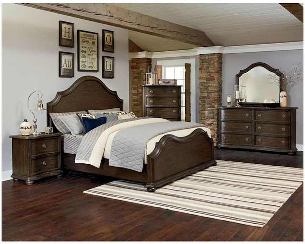 Magnussen Bedroom Set Muirfield Mg B2258set