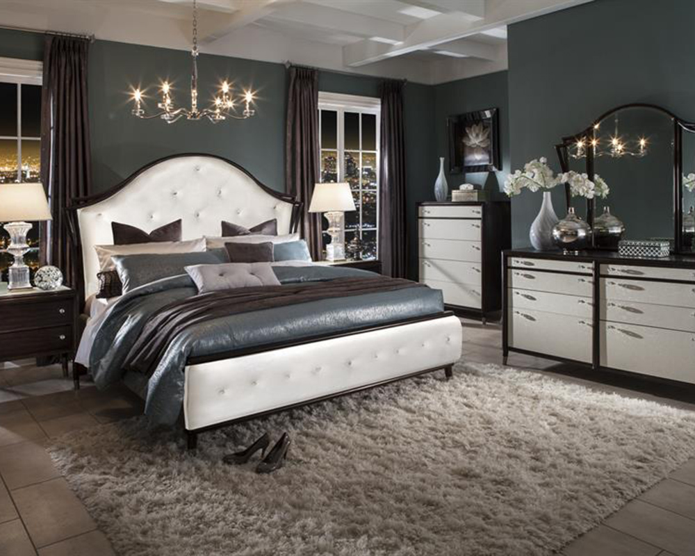 modern bedroom collections magnussen bedroom set seventh avenue mg b3059 54set 12461