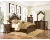 Magnussen Bedroom Set Villa Corina MG-B1604SET