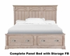 Magnussen Classic Bedroom Set Stonington Bay MG-B3061-54SET