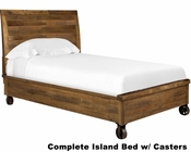 Magnussen Complete Island Bed Braxton MG-Y2377-50BED