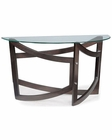 Magnussen Demilune Sofa Table Lysa MG-T1860-75