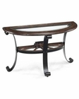 Magnussen Demilune Sofa Table Winthrop MG-T2198-75