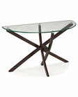 Magnussen Demilune Sofa Table Xenia MG-T2184-75