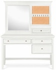 Magnussen Desk with Vanity Mirror Kenley MG-Y1875-48