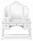 Magnussen Desk with Vanity Tri-Fold Mirror Gabrielle MG-Y2194-47