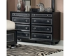 Magnussen Drawer Dresser Onyx MG-B2229-20