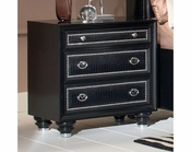 Magnussen Drawer Night Stand Onyx MG-B2229-01