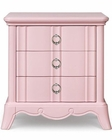 Magnussen Drawer Nightstand in Pink Gabrielle MG-Y2194-01P