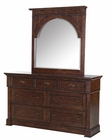 Magnussen Dresser and Mirror Harper Springs MG-B3319DM