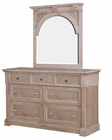 Magnussen Dresser and Mirror Stonington Bay MG-B3061DM