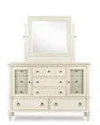 Magnussen Dresser and Tilt Mirror Ashby MG-71925-52