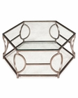Magnussen Hexagonal Cocktail Table Nevelson MG-T2060-48