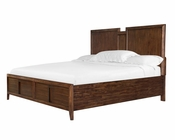 Magnussen Modern Panel Bed Echo MG-B3267-55