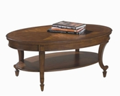Magnussen Oval Cocktail Table Aidan MG-T1052-47