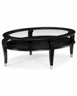 Magnussen Oval Cocktail Table Harper MG-T1946-47