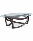 Magnussen Oval Cocktail Table Lysa MG-T1860-47