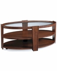 Magnussen Oval Cocktail Table Nuvo MG-T1559-47