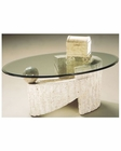 Magnussen Oval Cocktail Table Ponte Vedra MG-58526
