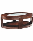Magnussen Oval Cocktail Table w/ Casters Ino MG-T1738-47