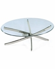 Magnussen Oval Cocktail Table Zila MG-T2050-47