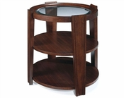 Magnussen Oval End Table Nuvo MG-T1559-07