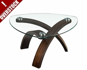 Magnussen Pie Shaped Cocktail Table Allure MG-T1396-65
