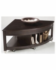 Magnussen Pie Shaped Cocktail Table Darien MG-T1124-65
