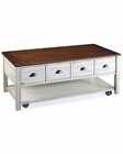 Magnussen Rectangular Cocktail Table Bellhaven MG-T1556-43