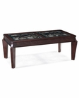 Magnussen Rectangular Cocktail Table Ombrio MG-T2034-43