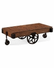Magnussen Rectangular Cocktail Table w/ Casters Larkin MG-T2017-43