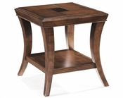 Magnussen Rectangular End Table Blaine MG-T1777-03