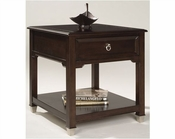 Magnussen Rectangular End Table Darien MG-T1124-03