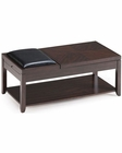 Magnussen Rectangular Lift Top Cocktail Table w/ casters MG-T1423-43