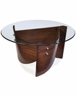 Magnussen Round Cocktail Table Contour MG-T1696-45