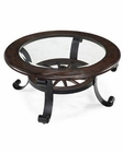 Magnussen Round Cocktail Table Winthrop MG-T2198-45